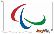 PARALYMPIC ANYFLAG RANGE - VARIOUS SIZES